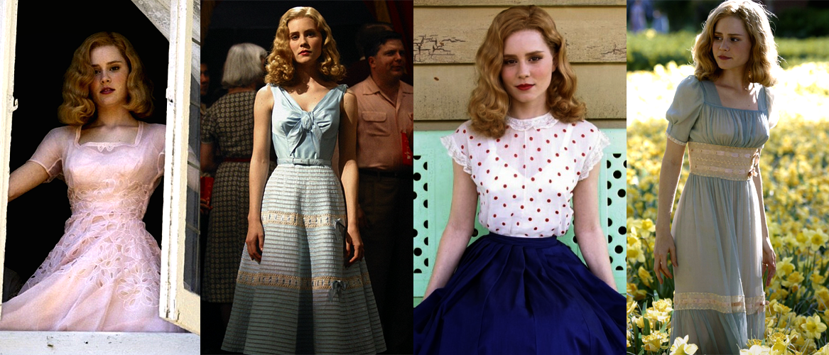 Lindsey s lists characters with enviable wardrobes part for Big fish characters