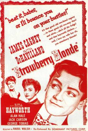 "Image result for ""Strawberry Blonde"" from 1941"