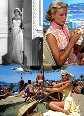 Frances Stevens wardrobe
