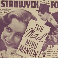 One year, one film: 1938 - The Mad Miss Manton