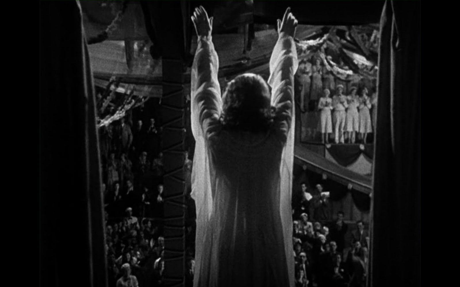 The Miracle Woman (1931) – The Motion Pictures