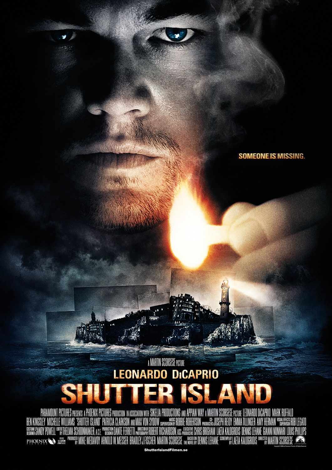 book vs film shutter island the motion pictures image
