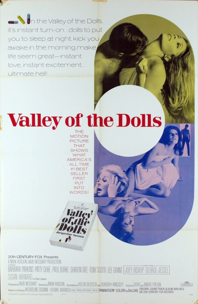 Book vs. film: Valley of the Dolls (4/4)