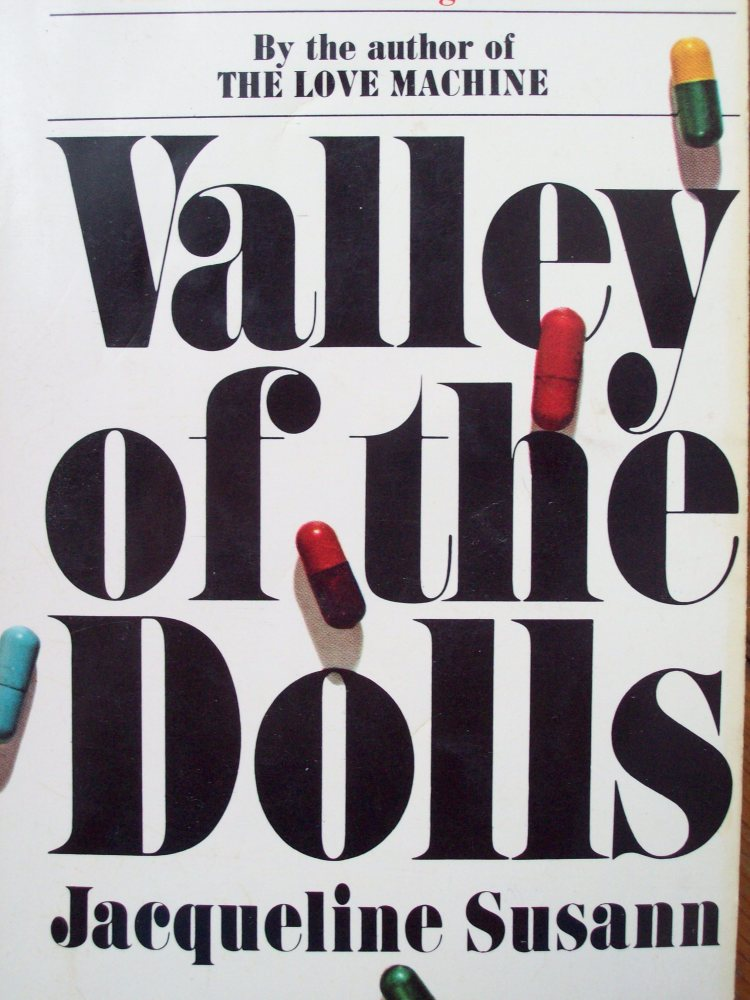Book vs. film: Valley of the Dolls (1/4)