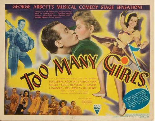 The Motion PicturesToo Many Girls (1940)InteractPopular TodaySearchDo you want the movies?TMP ArchivesCategoriesTranslate