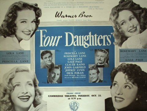 Series review: Four Daughters, Wives and Mothers – The Motion Pictures