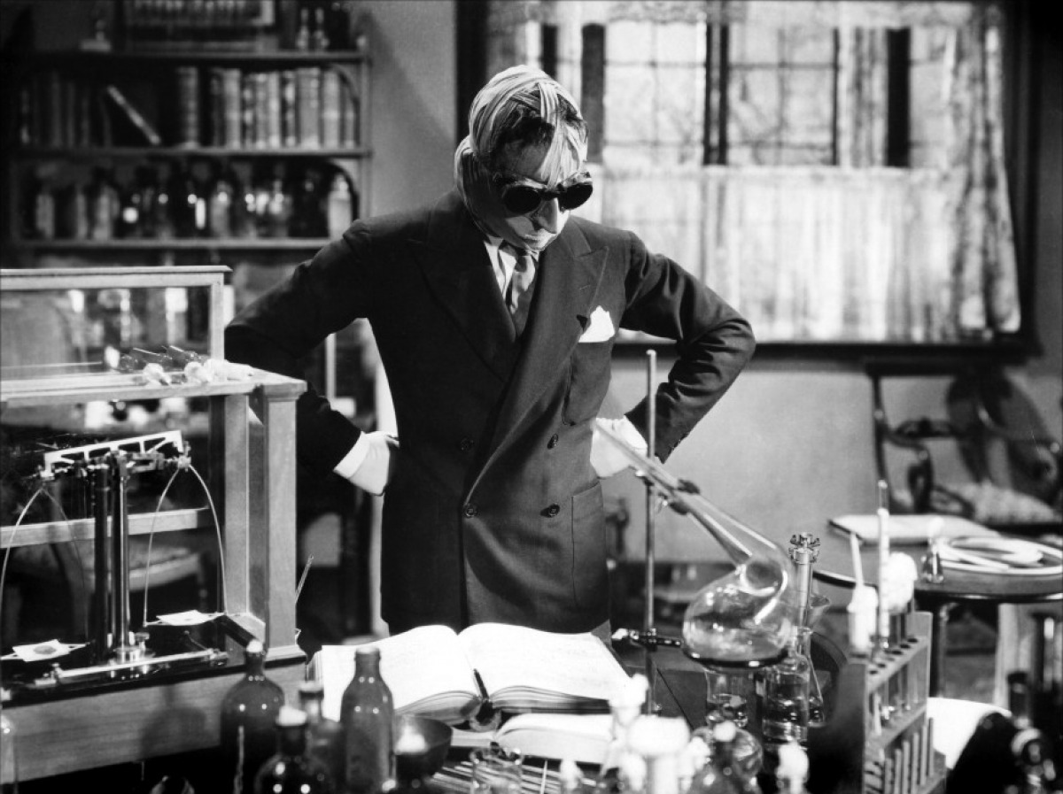 The Invisible Man By H.g.wells Book Review