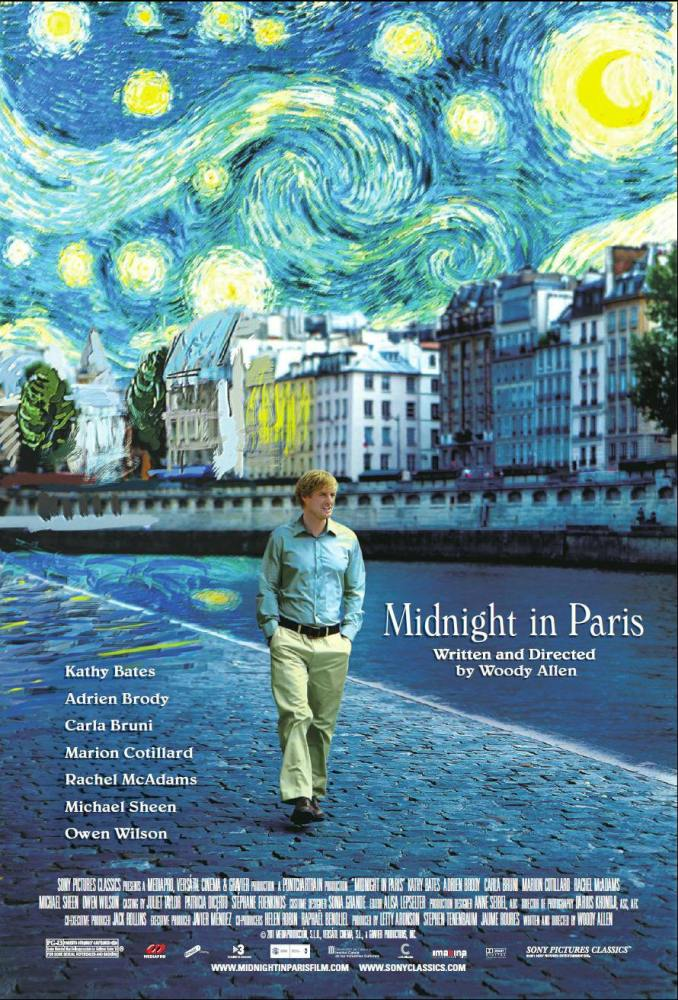 Favorite things about... Midnight in Paris (2/3)