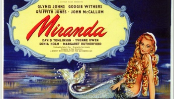 Mr Peabody And The Mermaid Poster