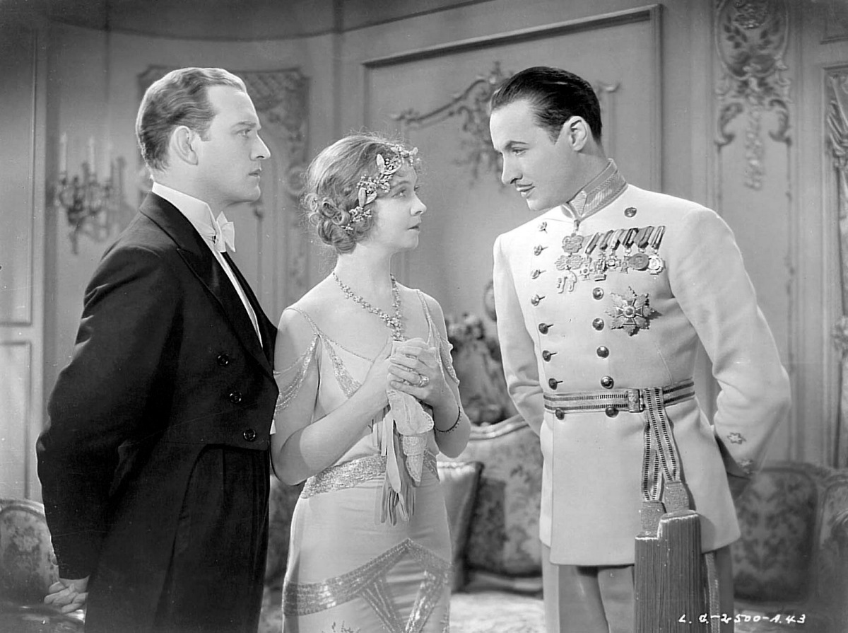 One Romantic Night (1930)
