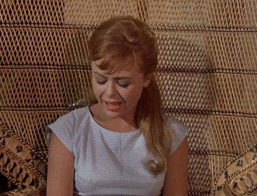 Deborah Walley as Gidget (Screen capture by TMP)