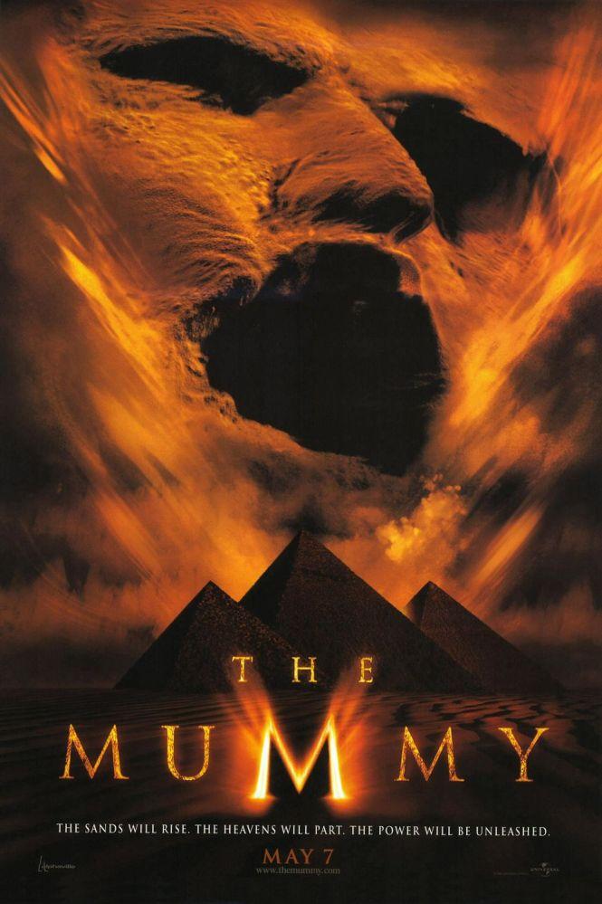 Childhood favorites revisited: The Mummy (for the Nostalgiathon Blogathon) (1/4)