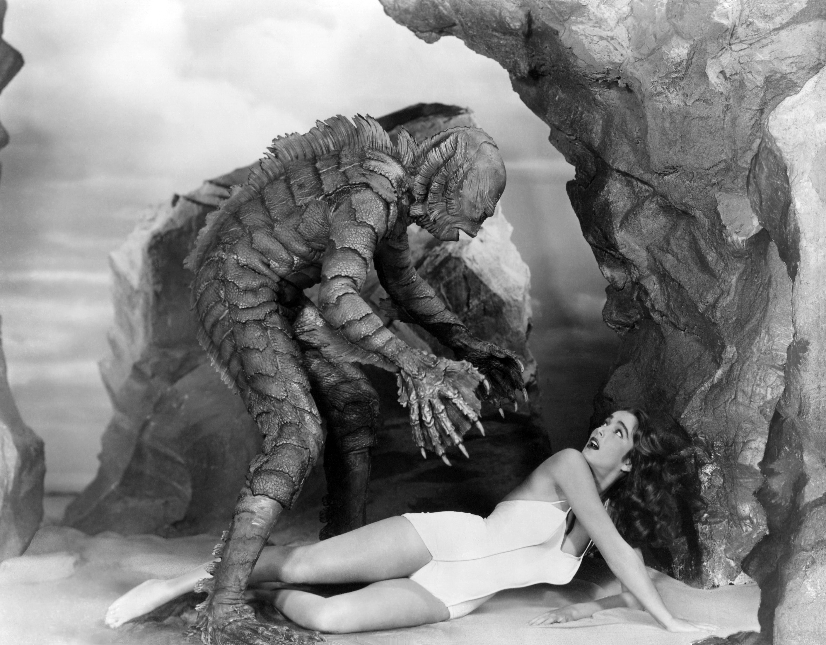 Daily Grindhouse   31 FLAVORS OF HORROR!: CREATURE FROM THE BLACK ...