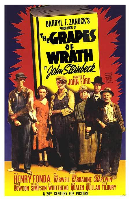 a synopsis of the grapes of wrath a novel by john steinbeck Buy the grapes of wrath by john steinbeck, full cast, robert sheehan, zubin varla from amazon's fiction books store in this epic book, steinbeck tells the story of the oklahoma dust bowl in simple terms through the eyes of one family of share-croppers caught up in events beyond their control, as the land they have.