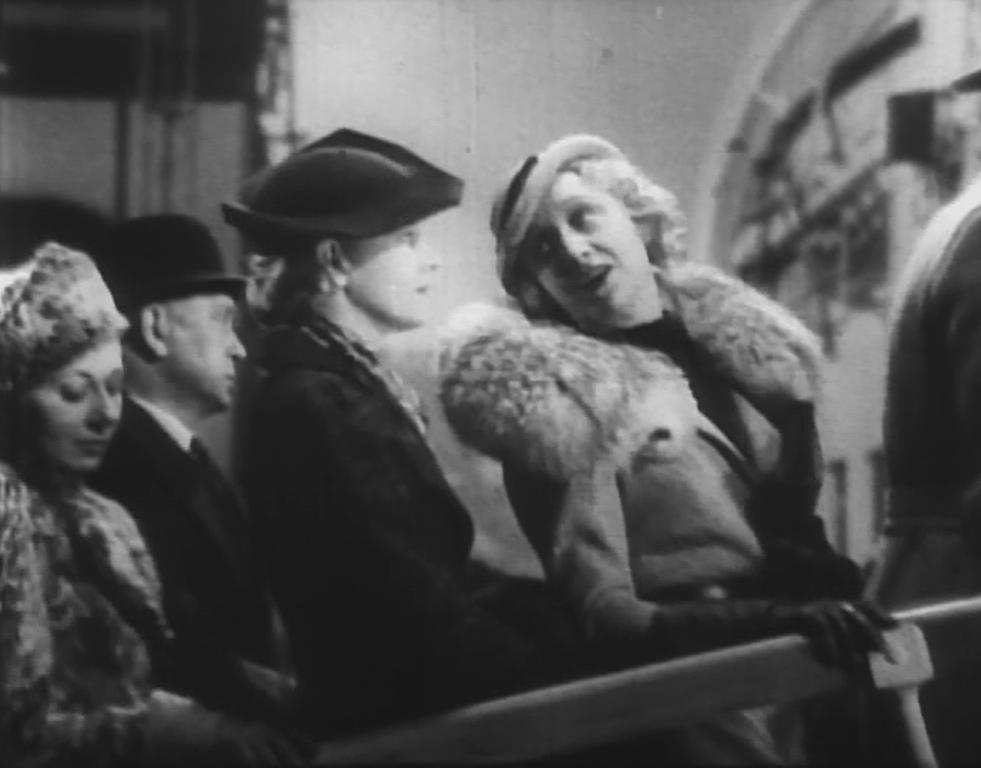 Mill Creek Musings: Love from a Stranger (1937) (1/2)