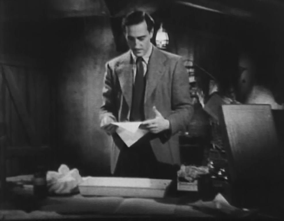 Mill Creek Musings: Love from a Stranger (1937) (2/2)