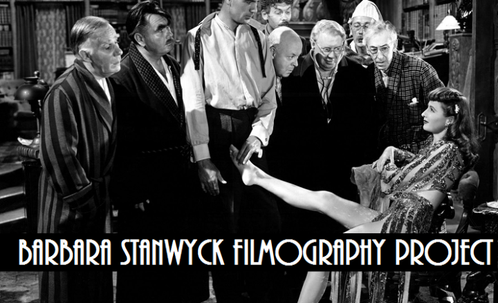 This film was viewed for the Barbara Stanwyck Filmography Project. To see more reviews from this project, visit my Listography page!