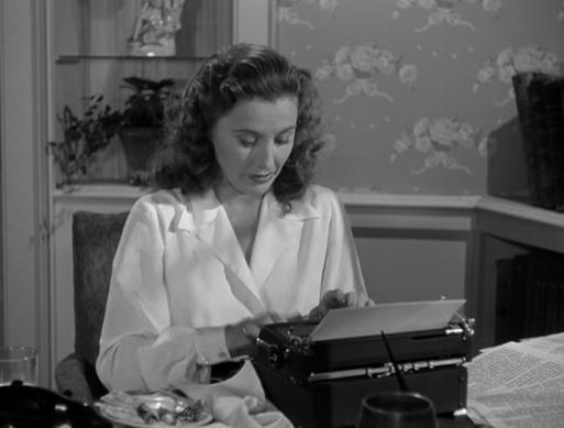 Barbara Stanwyck: Homemaking Expert (Screen capture by TMP)