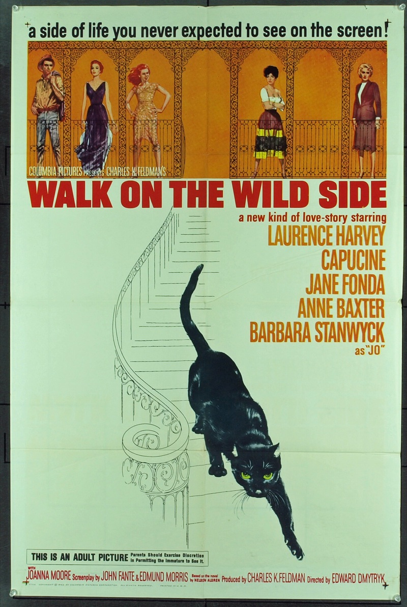 walk on the wild side movie