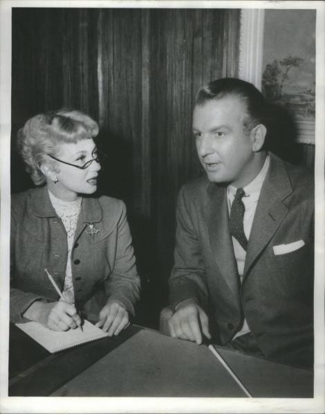Ann Sothern and Don Porter (Image: Sitcoms Online)