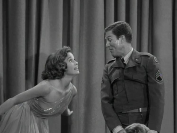 """Though none of my Dick Van Dyke Show """"Recap and React"""" posts made the top five, the co-star of the series, Mary Tyler Moore, proved popular with TMP's readers! (Screen capture by Lindsey for TMP)"""