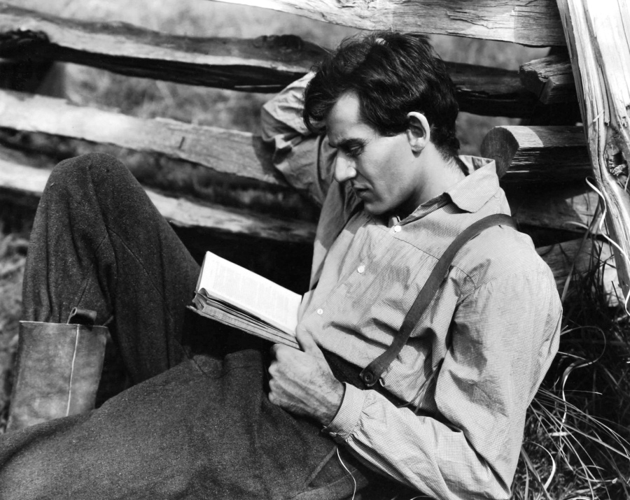 Henry Fonda as Young Mr. Lincoln, courtesy of Doctor Macro