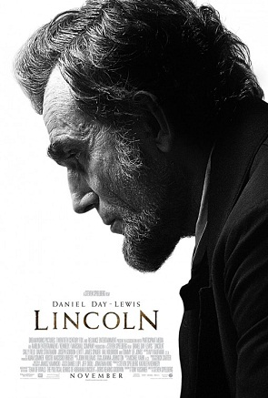 Daniel Day-Lewis as Lincoln, courtesy of Wikimedia Commons