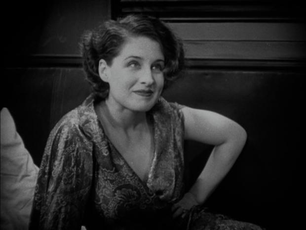 Norma Shearer in The Divorcee (via Tumblr)