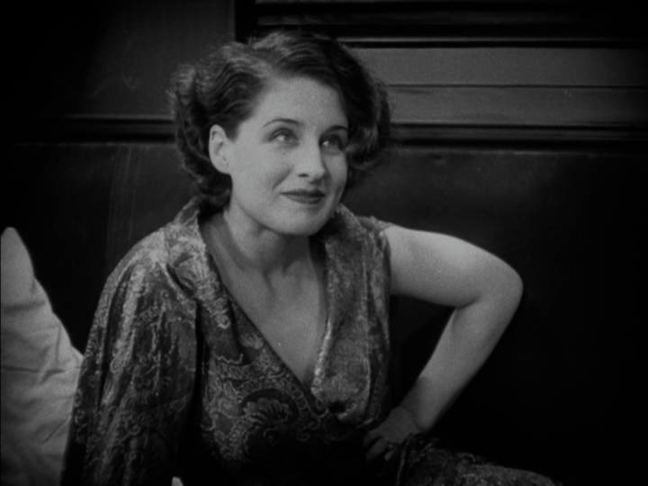 Norma Shearer in The Divorcee (via Tumblr)