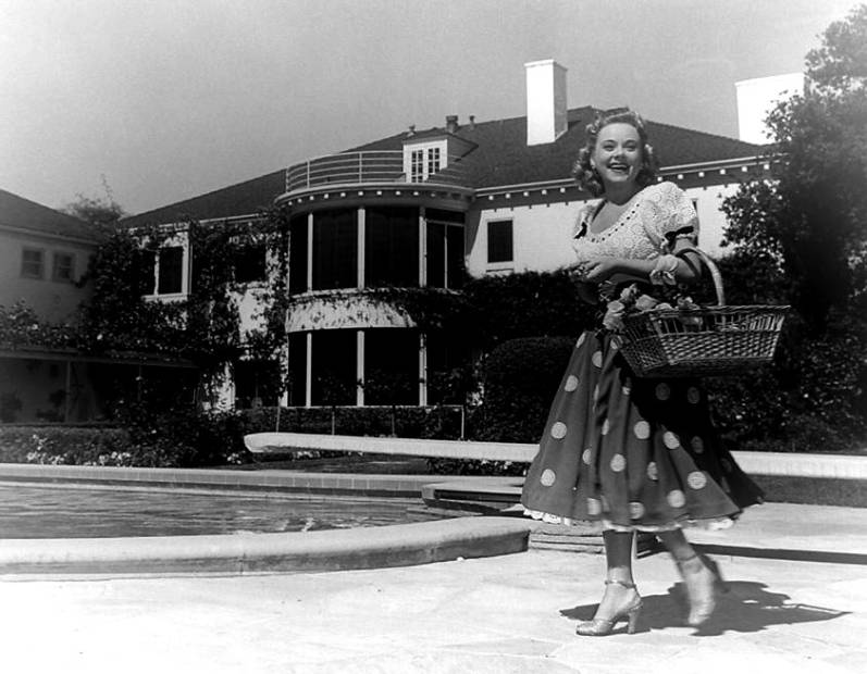 Sonja pictured outside of the home (Image: A Certain Cinema)