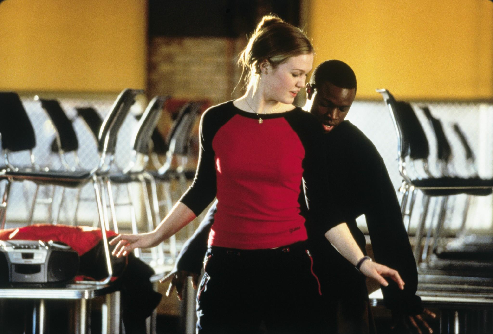 save the last dance Julia stiles is such a white girl that the idea of placing her in an almost all-black high school is irresistible in save the last dance, a bad.