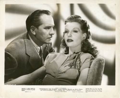 Fredric March and Betty Field star in this fantastic World War II drama.