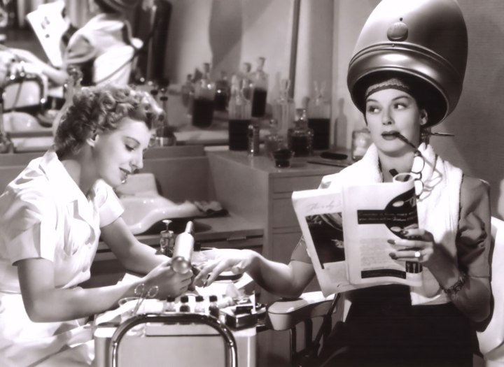 Sylvia Fowler is (Roz Russell, right) is one of the film's best characters. (Image: Doctor Macro)