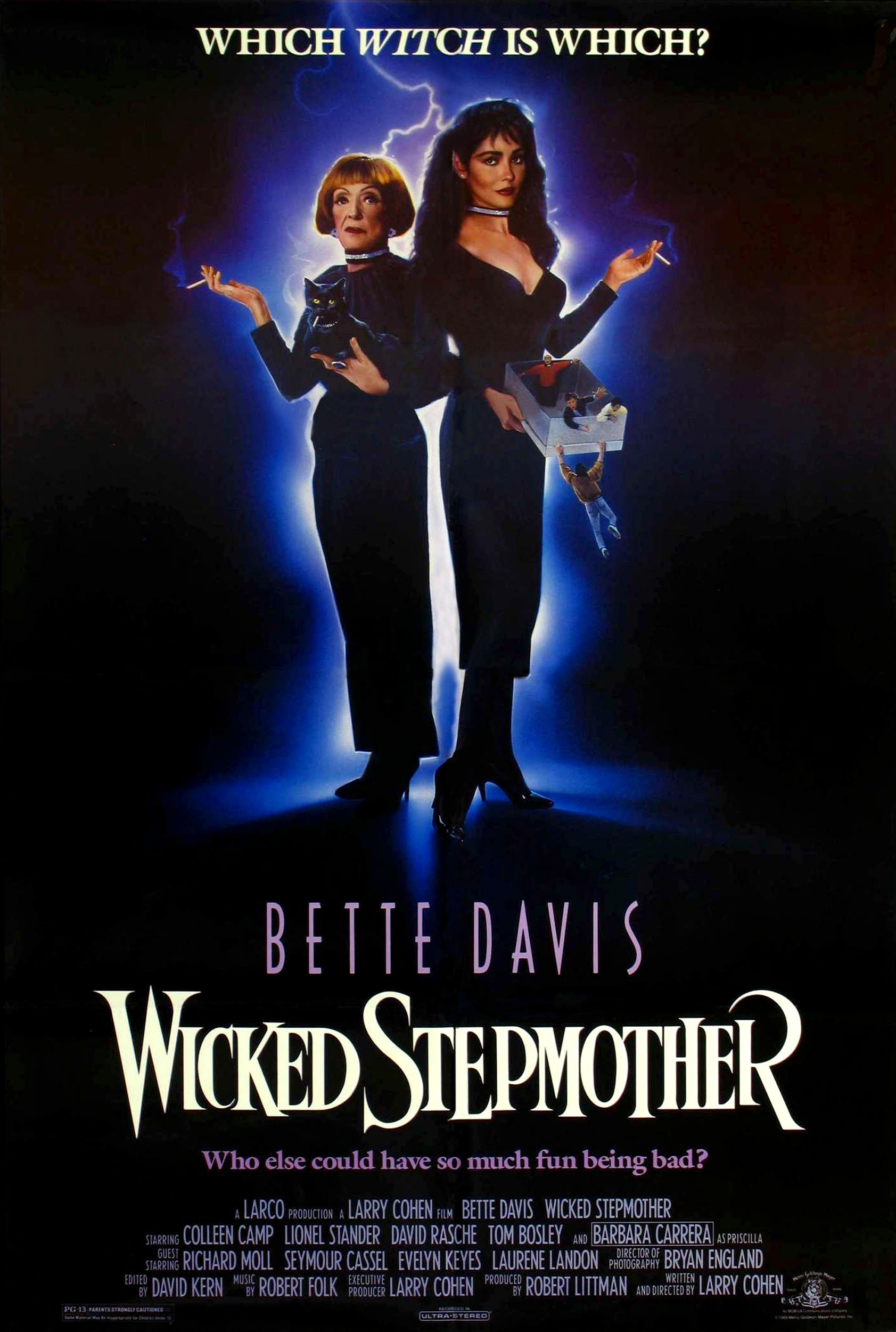 Wicked Stepmother (1989) – The Motion Pictures