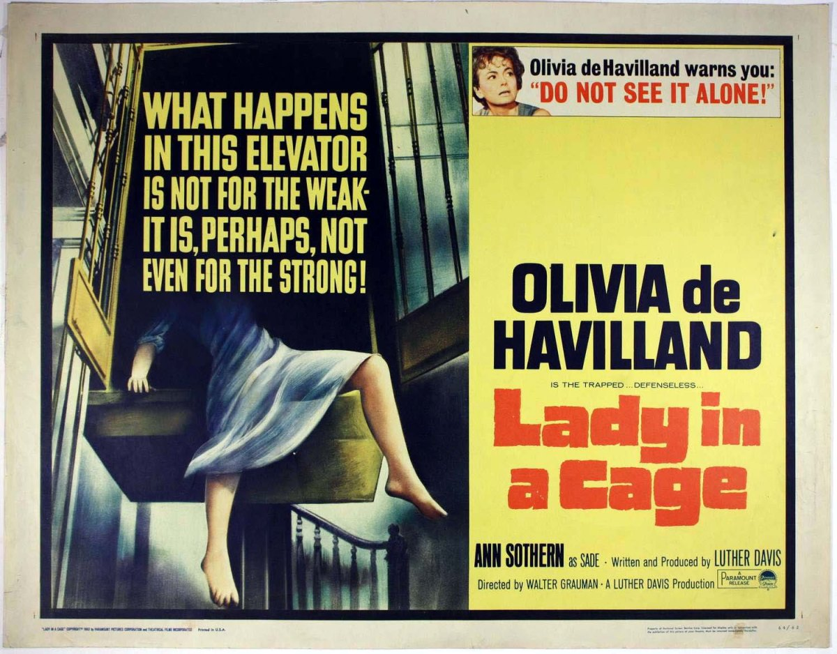 Classics of the Corn: Lady in a Cage (1964)