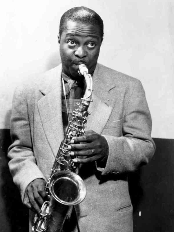 Louis Jordan, star of the musical (Image: NPR)