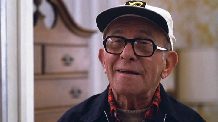 George Burns is adorable. (Image: torrentbutler)