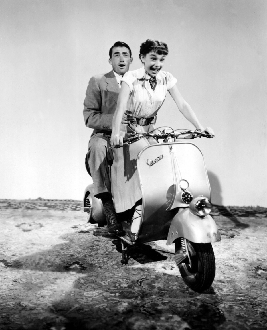 Favorite Things About Roman Holiday 1953 The Motion Pictures