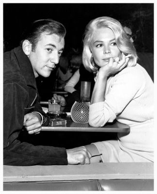 Bobby Darin and Sandra Dee (Image: Jazz In Photo)