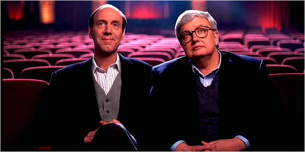 Gene Siskel and Roger Ebert (Source: New York Times/Associated Press)
