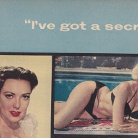 """""""I've got a secret!"""": Little-known """"facts"""" about the stars from Modern Screen, November 1954"""
