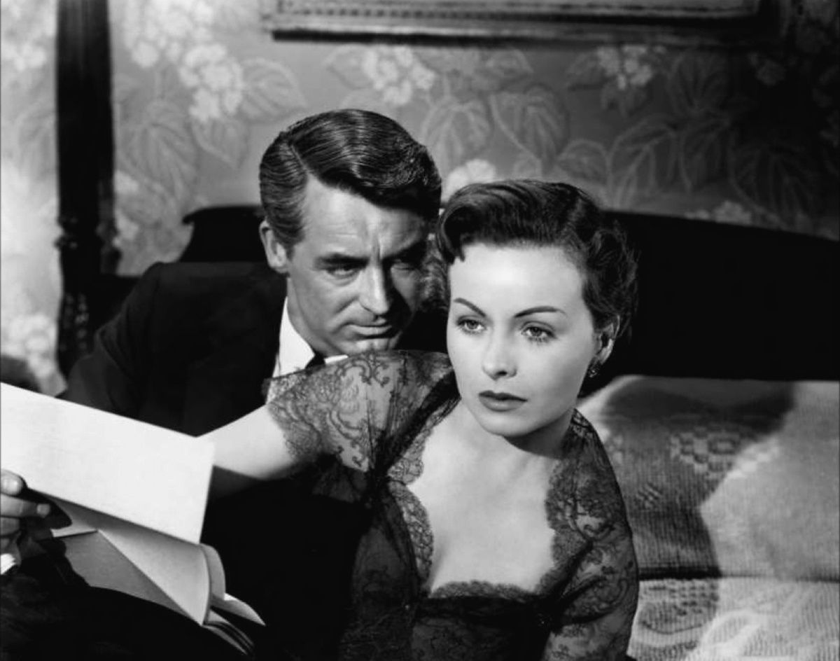 Second looks: Jeanne Crain in 'People Will Talk'