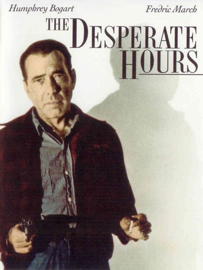 DVD cover for The Desperate Hours (Image: Bronx Banter)