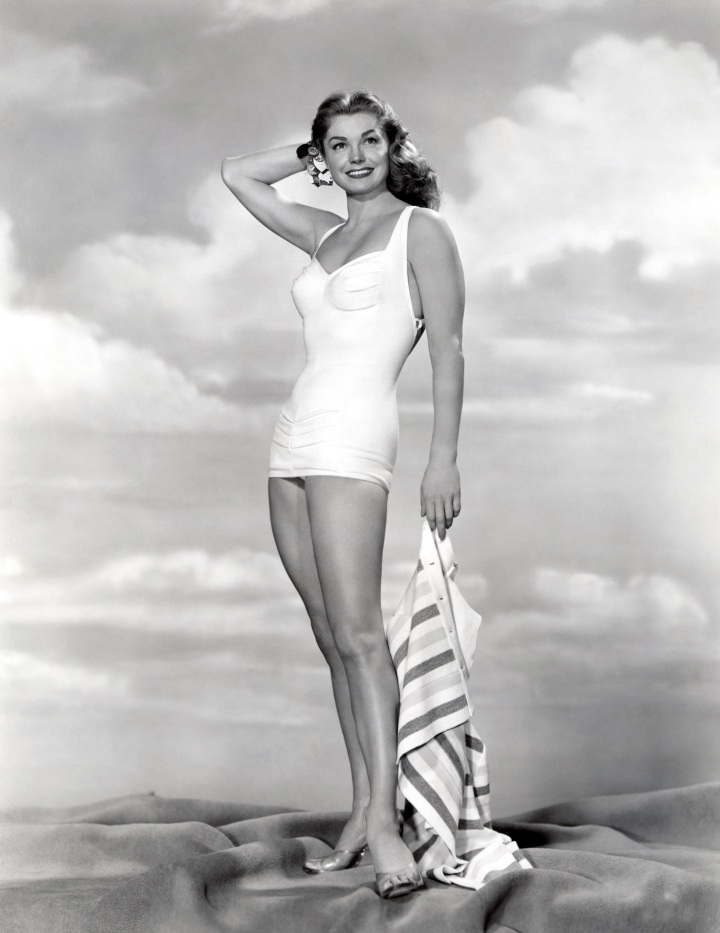 TCM pays tribute to Esther Williams this week. (Image via Doctor Macro)