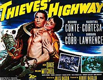 Thieves'  Highway (Image via DVD Beaver)