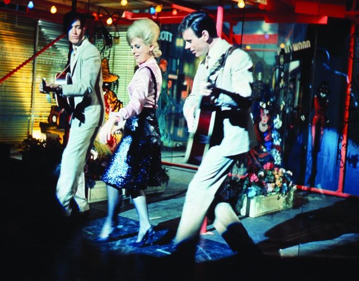 The Springfields perform (Image: mag.bent.com)