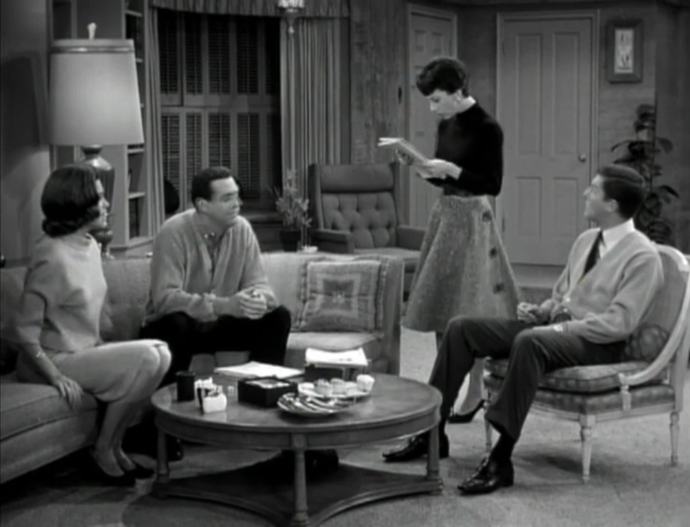 Recap and React: The Dick Van Dyke Show, season 2, episodes 11 – 15 – The  Motion Pictures
