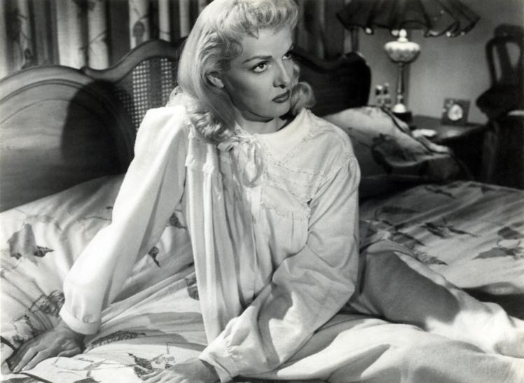 Jane Russell as, via Doctor Macro