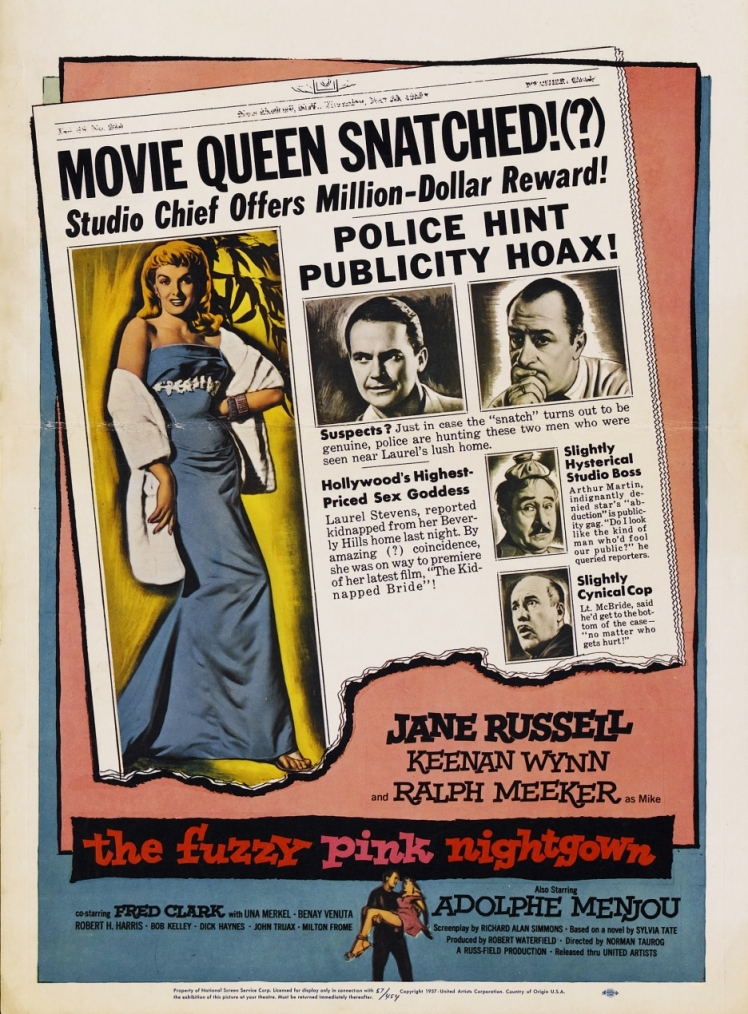 American poster for the film, via Listal