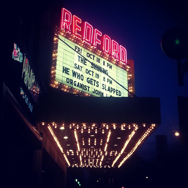 My beloved Redford! (Photo by Lindsey for TMP)